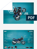 Bajaj Pulsar 220f Leaflet