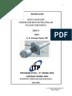 BAHAN AJAR BETON PRATEKAN Jilid 2.pdf