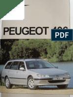 Sam Naprawiam Peugeot 406 Pl Wkł