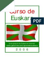 Curso de Euskera