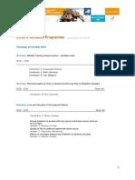 ECOP4 Scientific Programme 22102018