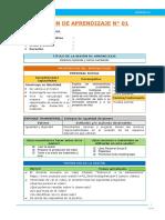2.- Sesiones de Aprendizaje - Unidad Didáctiva N° 02 - Quipus Perú-1