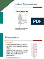 Lecture 1 Temperature