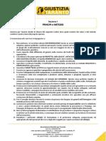 Giustizia_per_Taranto - CODICE ETICO