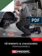 Catalogue Facom by Dickies FR