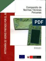42 Artesania Vidrio Pintado Al Reves 2007