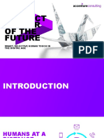 Accenture Contact Center of the Future Smart Selective Human Touch 170725024356