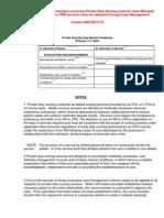 PDN Criteria