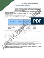 Actividad 4- Riesgos en Decisiones de Inversión