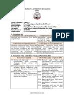 RPP Padb Katolik 9 Smp - Saripati pendidikan