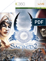 Sacred 2 XBox360 En