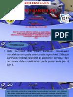 PPT - Abses Bartholini