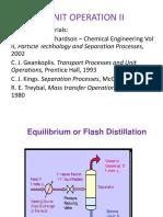 Distillation Lec 3-4
