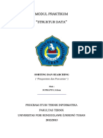 Struktur Data MODUL III