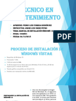 Manual de Instruccion Windows 10