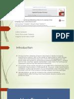 presentasi paper TPM