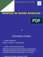 Aula 10-Sistema de Gestão Ambiental
