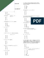 Evaluacion Potencias 8vo Basico 2007 - Copia
