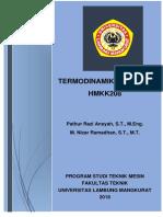 Termodinamika Teknik I Full