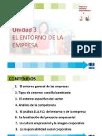 UT3 El Entorno de La Empresa
