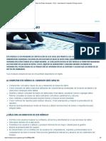 Base de Datos Avanzado - ICDL - International Computer Driving Licence