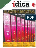 EL SISTEMA REGISTRAL