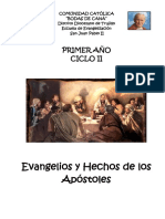 2-CICLO II Evangelios y Hechos de Los Apostoles