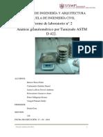 Lms. Ensayo 2 Analisis Granulometrico 1