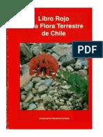 Libro Rojo Flora Terrestre de Chile