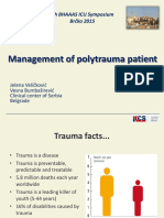 328 Management of Polytrauma Patient