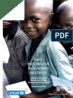 INQUERITO de INDICADORES MULTIPLOS Situacao Criancas e Das Mulheres Angolanas No Inicio Do Milenio