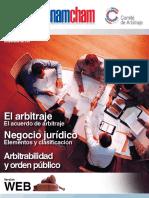 Nuevos Avances Sobre Arbitraje en El Foro Venezolano - Gilberto a. Guerrero-rocca - Revista Comité de Arbitraje - Venamcham