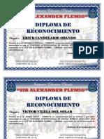 Diplomas Vi Concurso de Bandas Ritmicas 2018 22 Cartulina de Diploma Todas