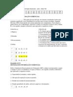 Apol 02 Sistemas de Informao Gerencial Julio Nota 100