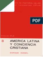 Enrique Dussel - América Latina y conciencia cristiana.pdf