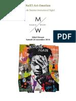 Catalogue VAE MoLA - MW - 2018