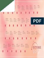 Calendario Mejores Dias Octubre 2018