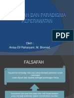 Paradigma Keperawatan by Anisa
