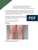 La Dermatitis