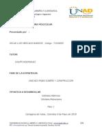 Fase 3 Caracteristicas de Las Moleculas Diatomicas.