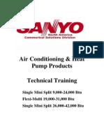 Dieu Hoa Khong Khi May Lanh Air Conditioning Mini Split Training Manual 2010 Version 4-1