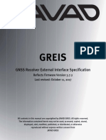 GREIS Reference Guide