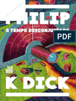 O TEMPO DESCONJUNTADO - Philip K. Dick