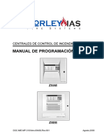 Manual de Programacion Central Morley