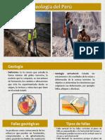 DIAPOS Geologia Del Peru 1