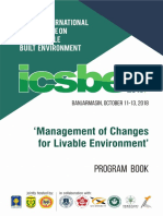 Program Book-ICSBE 2018