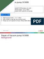 SV300B Repair