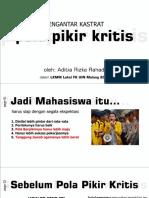 Lkmm Fk Uin Malang 2018