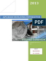 Software Building Estimator