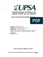 Plan Estrategico de Facultad de Ingenieria Upsa 2016-2021 (2) (1)